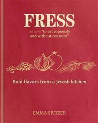 Fress : Bold, Fresh Flavours from a Jewish Kitchen product image