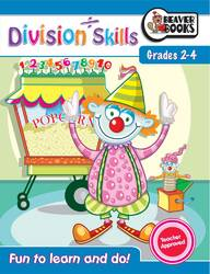 Division Skills Grades 2-4 By Beaver Books product image
