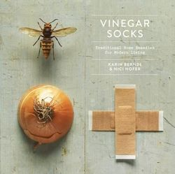 Vinegar Socks : Traditional Home Remedies for Modern Living product image