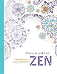 Zen : 50 mandalas to help you de-stress product image