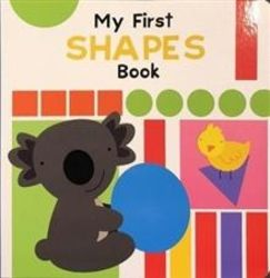 My First Shapes Book product image