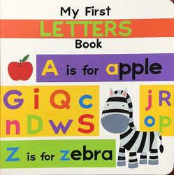 My First Letters Book product image