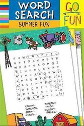 Word Search Summer Fun product image