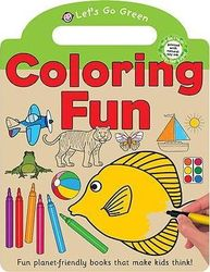 Let's Go Green Colouring Fun product image