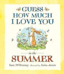 Guess How Much I Love You Summer Mini Board Book product image