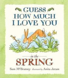 Guess How Much I Love You Spring Mini Board Book product image