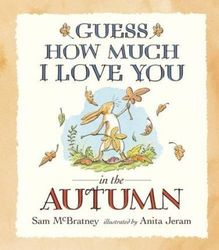 Guess How Much I Love You Autumn Mini Board Book product image