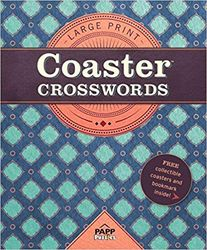 Coaster Crosswords Persian product image