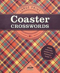 Coaster Crossword product image