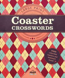 Coaster Crosswords Argyle Diamond product image