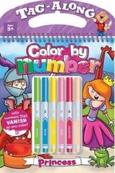 Tag Along Colour by Number Princess product image