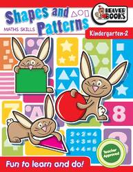Maths Skills - Shapes and Patterns Kindergarten-2 product image