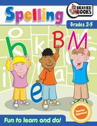 Spelling Grades 2 - 3 product image