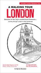 A Walking Tour London Sketches of the City's Architectural Treasures product image