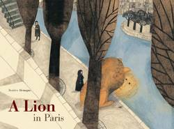 A Lion in Paris product image