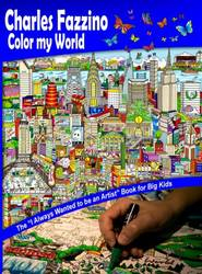 Charles Fazzino Color My World product image