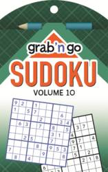 Grab'n Go Sudoku Vol.10 By Beaver Books product image