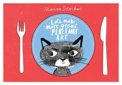 Let's Make More Great Placemat Art product image