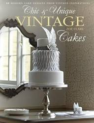 Chic & Unique Vintage Cakes 30 Modern Cake Designs from Vintage Inspirations product image