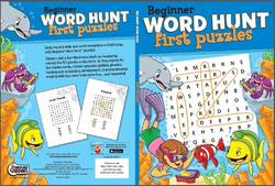 Beginner Word Hunt First Puzzles product image