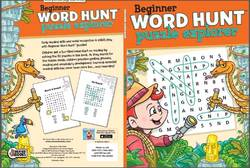 Beginner Word Hunt Puzzle Explorer product image