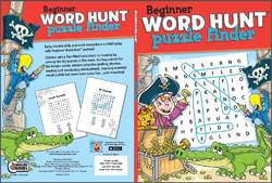 Beginner Word Hunt Puzzle Finder product image