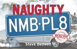 Naughty Number Plates product image
