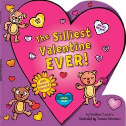 The Silliest Valentine Ever! [With Stickers] product image