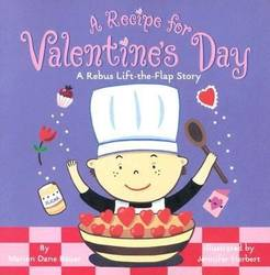 A Recipe for Valentine's Day: A Rebus Lift-the-Flap Story product image