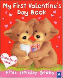 My First Valentine's Day Book product image