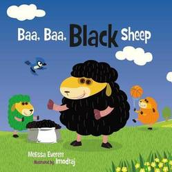 Baa Baa Black Sheep BB product image