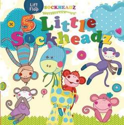 5 Little Sockheadz - Lift The Flap product image