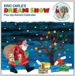 Eric Carle's Dream Snow Pop Up Advent Calender product image