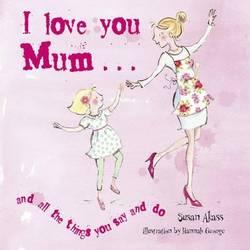 I Love You Mum product image