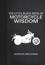 Little Black Book of Motorcycle Wisdom product image